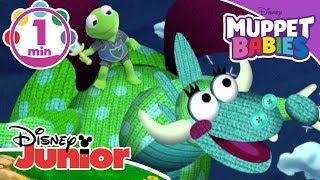 Muppet Babies |  What's So Scary About The Dark? - Song  🎶 | Disney Junior UK