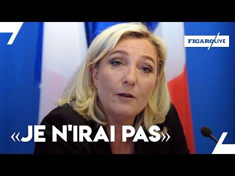 Marine Le Pen refuse l'expertise psychiatrique