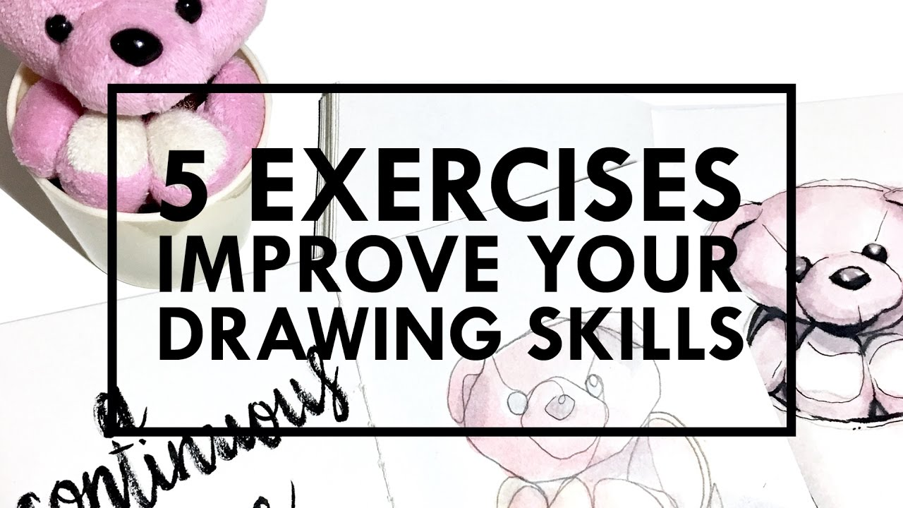 Improve Your Drawing Skills | How can I improve my drawing
