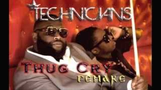 Rick Ross feat. Lil Wayne - Thug Cry INSTRUMENTAL (Vago Remake)