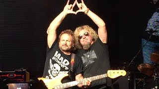 Sammy Hagar The Circle Live At Hard Rock Live Orlando