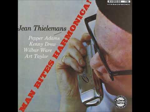 Toots Thielemans -  Man Bites Harmonica! ( Full Album )