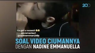 Verrell Bramas Blak-blakan Soal Video Ciuman