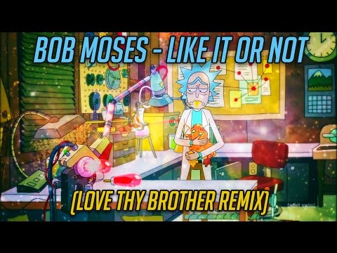 Rick and Morty 🎵 Bob Moses - Like it or Not (Love Thy Brother Remix)