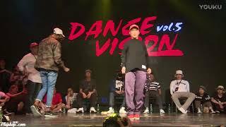 Slim Boogie vs 小宝  Dance Vision vol 5 Popping top 32