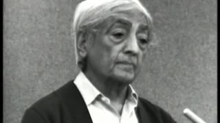 Hat ein Mitglied einer Gurdjieff-Gruppe erstellen Fragmentierung? | J. Krishnamurti