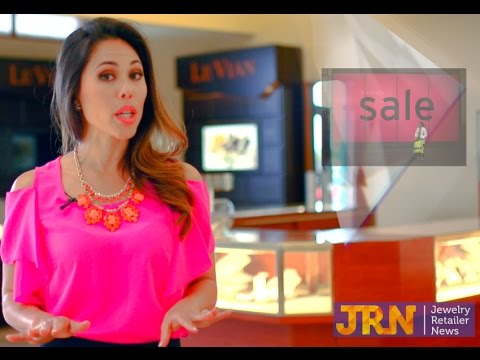 Jewelry Retailer News The Art of the Sale