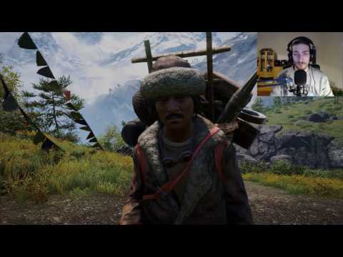 Let's Play Far Cry 4 Part 22 Reise zum Himalaya