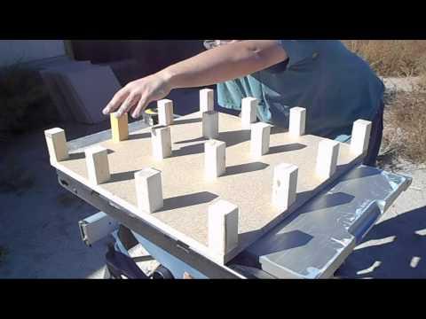 Custom Built 3 Inch Raised Floor