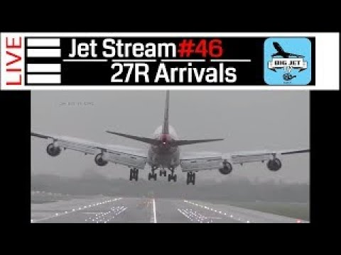 Jet Stream #45 Gatwick LIVE! 30 Minute Freeview: See description below