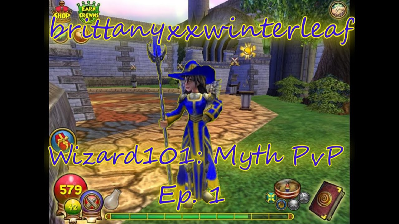 wizard101 myth pvp quotslayed from secondquot episode 1