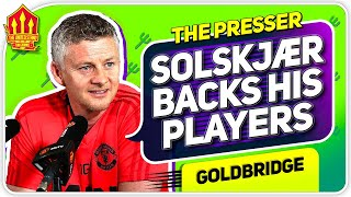 Solskjaer Press Conference Reaction! Newcastle vs Manchester United News