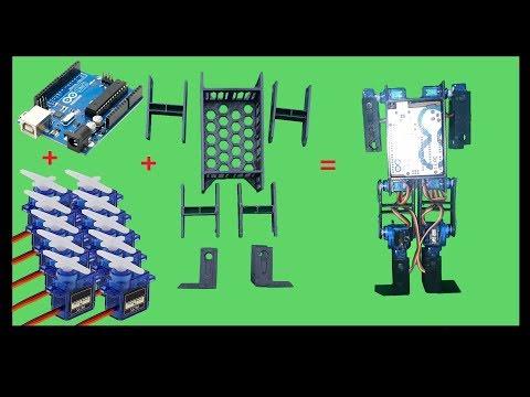 Arduinobot Human Robot | Best Arduino Robot Project | Humanoid Robot