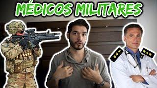 LO QUE PIENSO DE LOS MÉDICOS MILITARES | STORYTIME | DOCTOR VIC