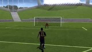FIFA 14 14 обучение финтам на клавиатуре.