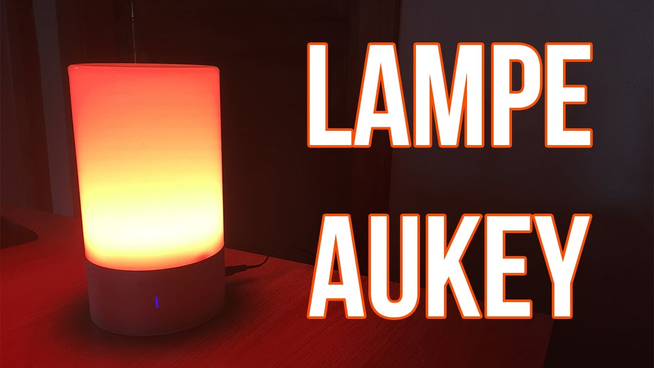 Lampe led aukey dballage et test youtube lampe led aukey dballage et test parisarafo Images