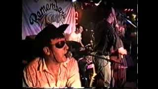 Freddie Fingers Lee / Johnny & The Roccos @ Life Club Munderkingen 1993