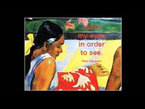 Le Destin 47 - Paul Gauguin 1948-1903 - Un peintre post impressionniste.
