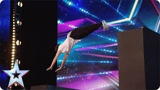 Matt McCreary is running the show | Audition Week 1 | Britain\'s Got Talent 2015