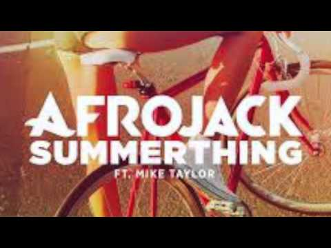 Afrojack ft. Mike Taylor - SummerThing! (V1SHY Remix)