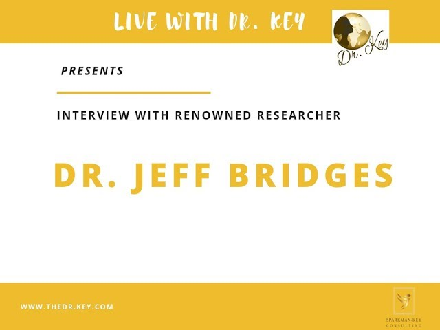 Interview with Dr.Jeff Bridges on Youth Suicide Research