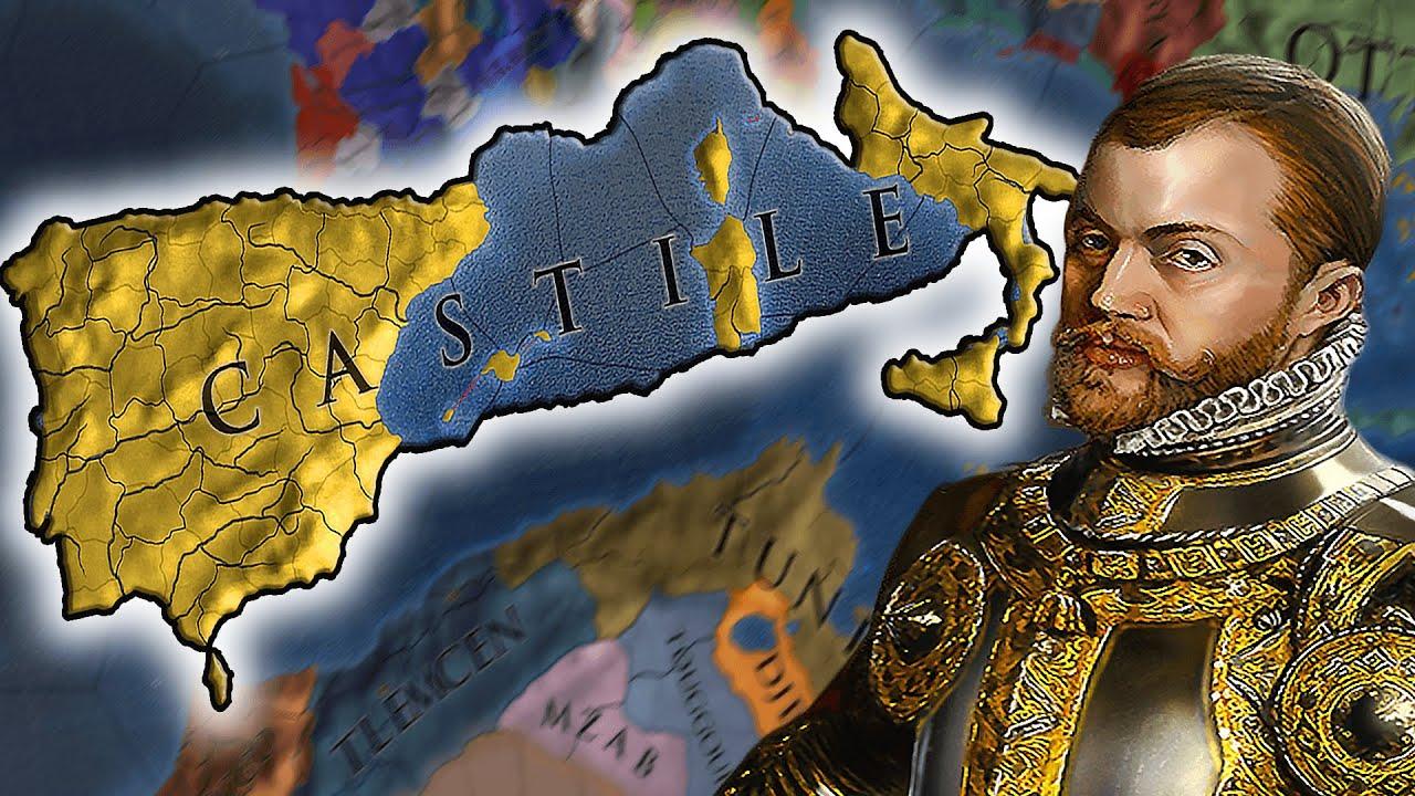 EU100 10.10 Castile Guide 10 I Iberian Wedding & Portuguese PU