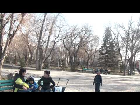 [Kazakhstan] Zhambyl Park
