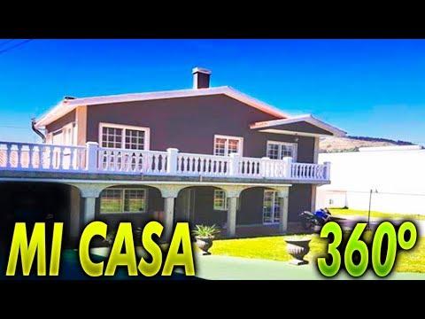 Mi casa por fuera en 360 grados como si estuvieras en for Articoli x la casa online