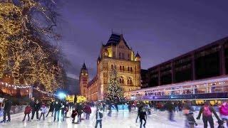 Смотреть видео  в лондоне на рождество