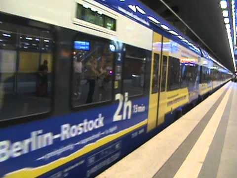 Berlin and Polish Trains