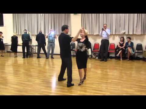 Night Club 2 Step Lesson, Candi Davis, 3-21-2014 SBDC