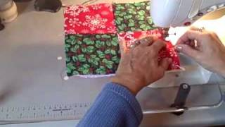 How To Make A Pot Holder In Minutes