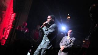big daddy kane builds on elevating in your lessons at the 50 year anniversary the apollo