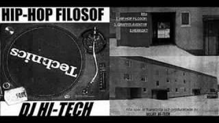 DJ Hi-Tech • Graffiti Äventyr