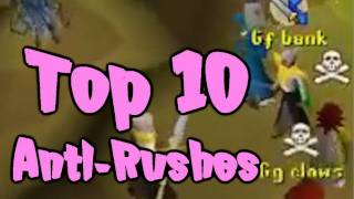 getlinkyoutube.com-Runescape Top 10 Anti-Rushes - Week 34