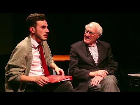 Robbie Interviews Sir Geoffrey Palmer | White Man Behind A Desk