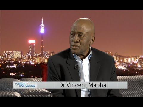 Tonight with Tim Modise | Dr. Vincent Maphai
