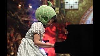 圧巻の演奏 TEPPEN2018優勝 山口めろん  『歩いて帰ろう』  ピアノ解析 石綿日向子 検索動画 29
