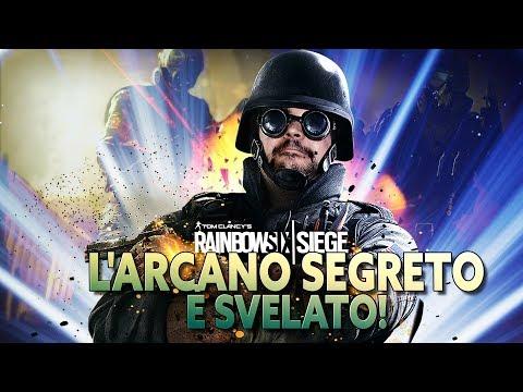 Rainbow Six Siege: l'arcano Segreto è Svelato!
