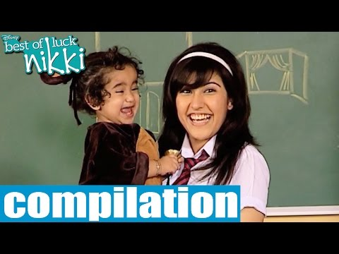 Best Of Luck Nikki | Episodes 10-12 Compilation | Season One | Disney India