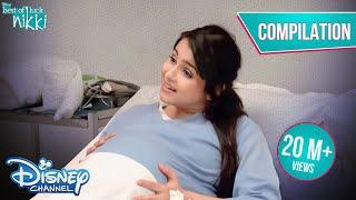 Best Of Luck Nikki | Episodes 10-12 Compilation | Season One | Disney India
