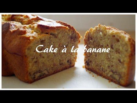 [recette-n°5]-cake-à-la-banane