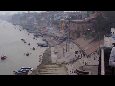 Amazing scenes in Varanasi, India