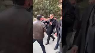 Video blogger Ata Abdullayev AXCP sədri Əli Kərimlini pis vəziyyətə saldı...
