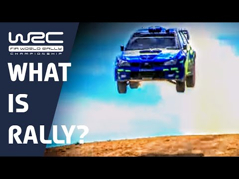 WRC: What is Rally?