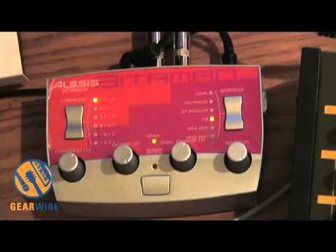 Alesis Bitrman: Killer FX Unit From Outer Space