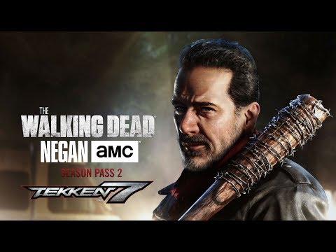 TEKKEN 7 - Negan and Julia DLC Character Trailer | PS4, XB1, PC