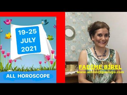 The Full Moon in Aquarius ! 19-25 July 2021 Weekly Horoscope