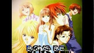 Daijoubu - Boys Be... Original Soundtrack