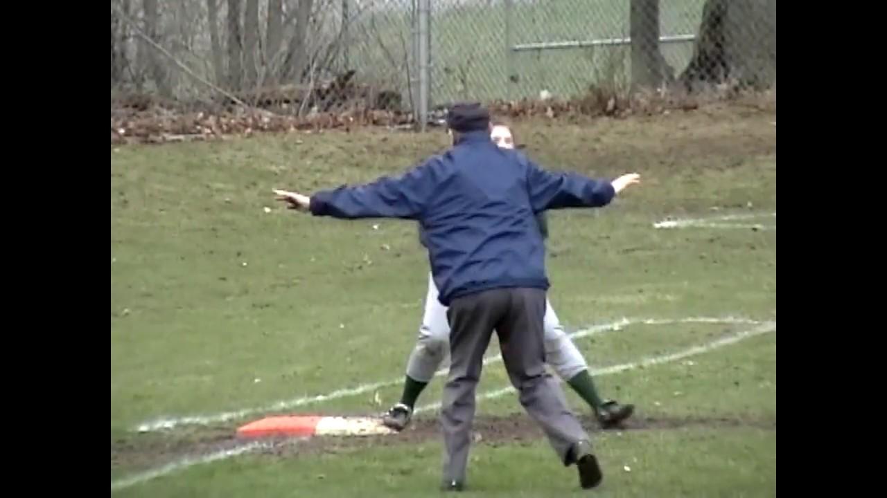 Chazy - Westport Softball  4-28-05